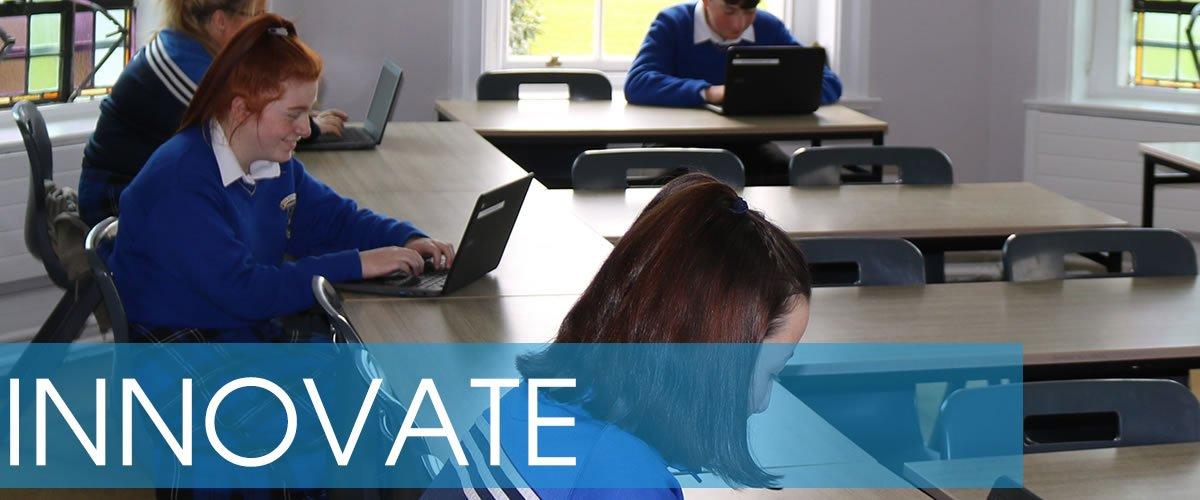 Online Services at Colaiste iosaef